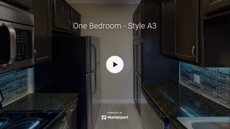 One Bedroom - Style A3